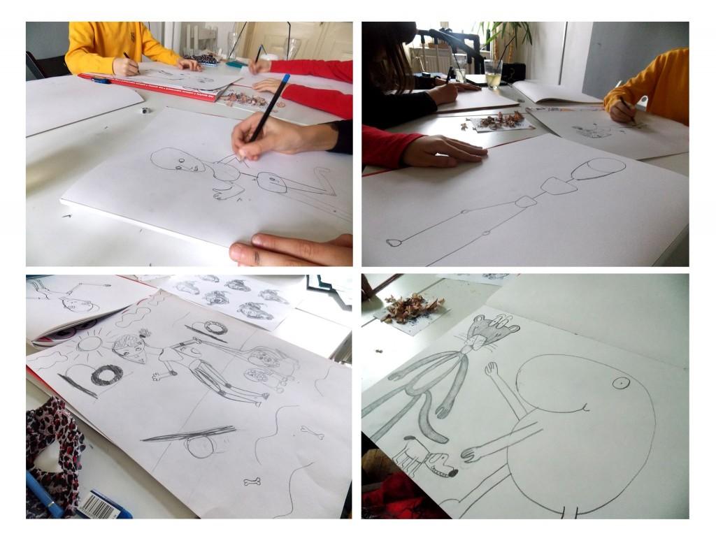 atelier desen academia motanov