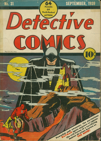 Detective Comics - Batman