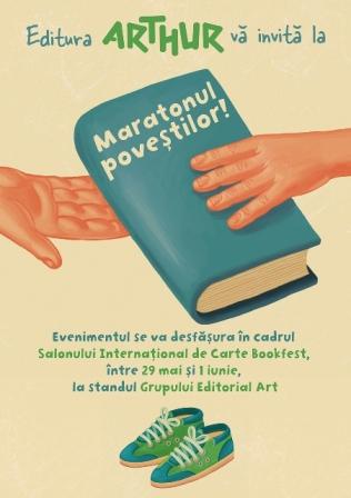 maratonul povestilor bookfest